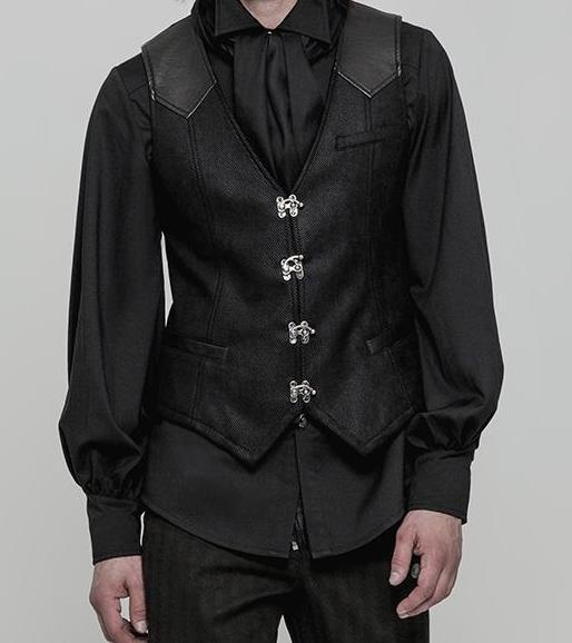 Men's Steampunk Clothing