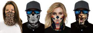 Masks / Bandanas / Scarfs / Shawls