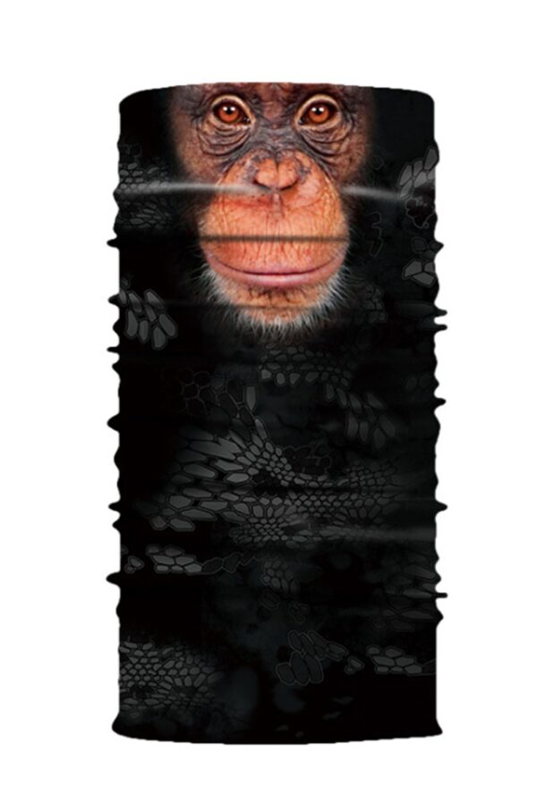 Face Mask Baboon Monkey